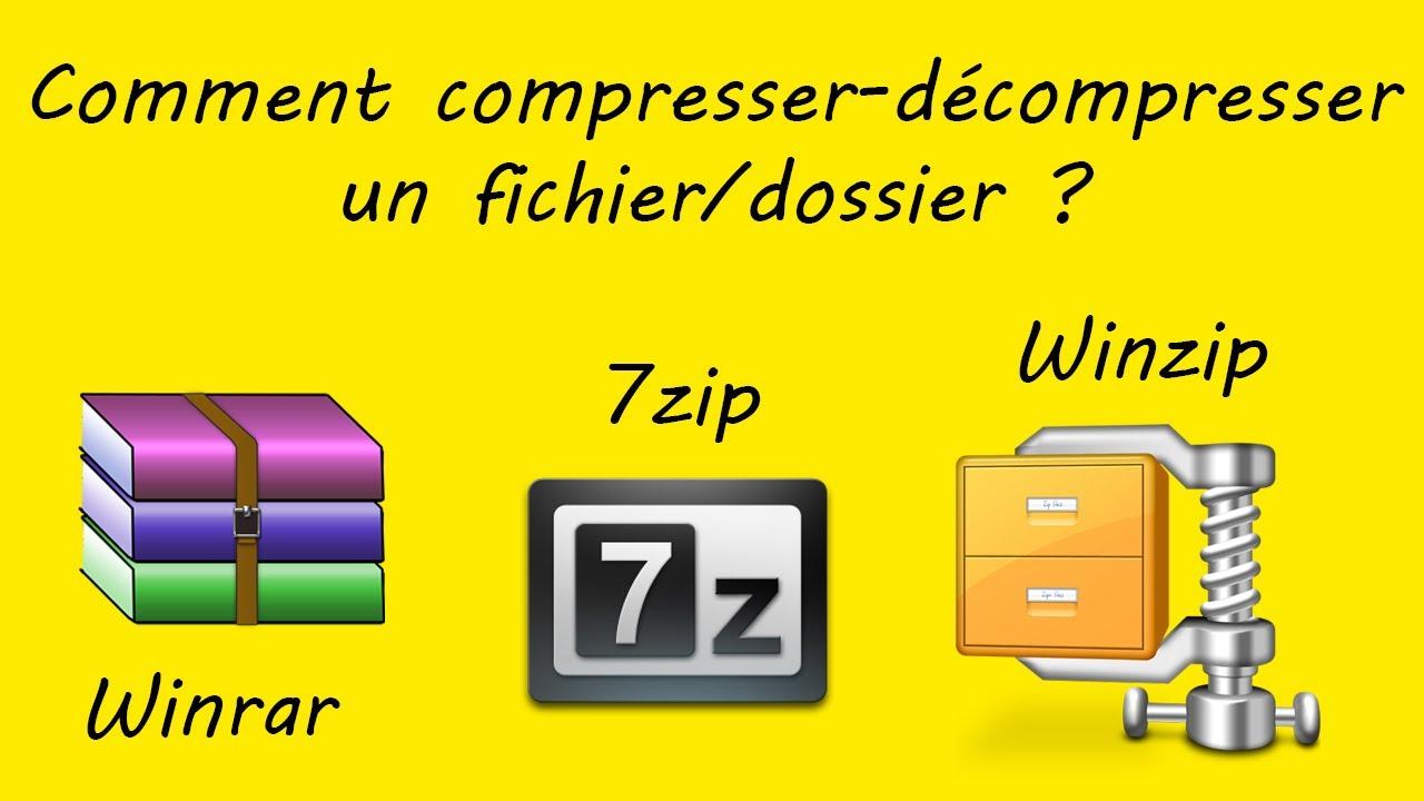 Comment Compresser Des Fichiers