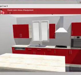 Concevoir sa cuisine 3d
