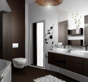 Concevoir salle de bain 3d