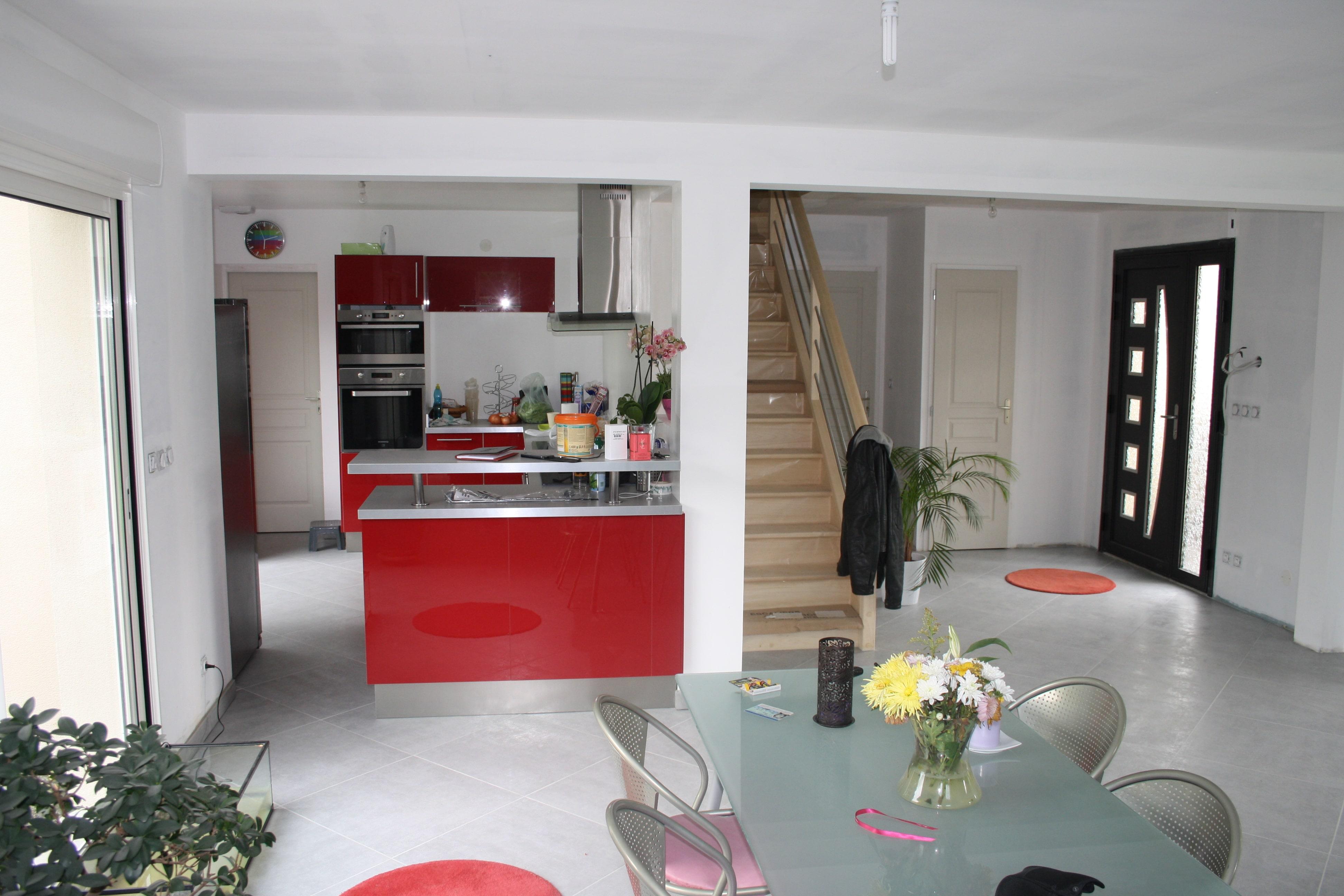 Construction maison interieur - Interieur design maison ...