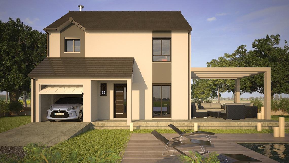 Construire sa maison simulation for Prix une maison a construire