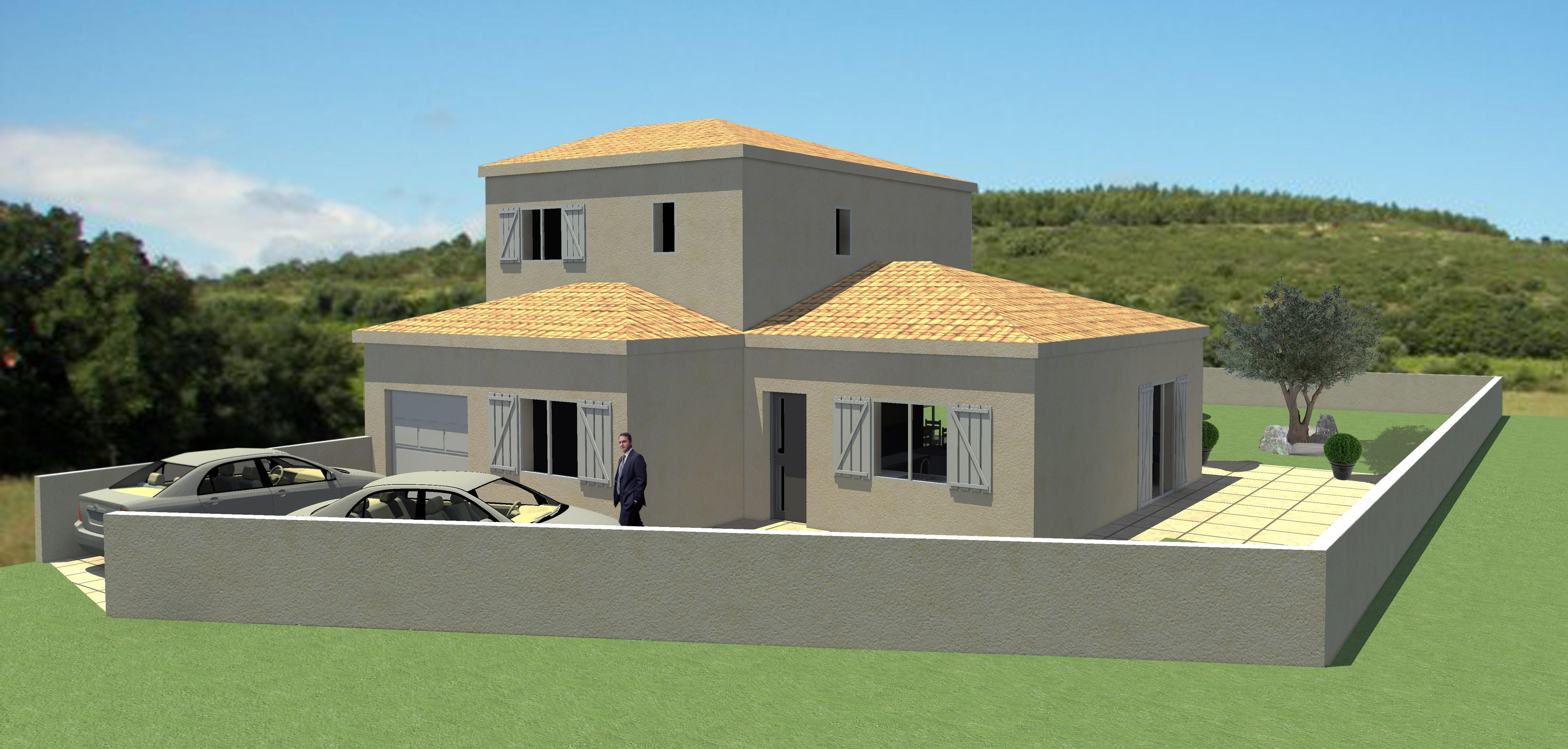 construire villa