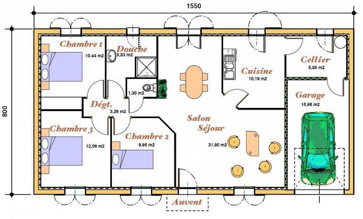 cr er un plan en ligne. Black Bedroom Furniture Sets. Home Design Ideas