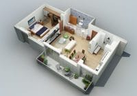 Design appartement 3d