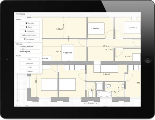 Dessiner un plan d appartement gratuit for Faire un plan d appartement