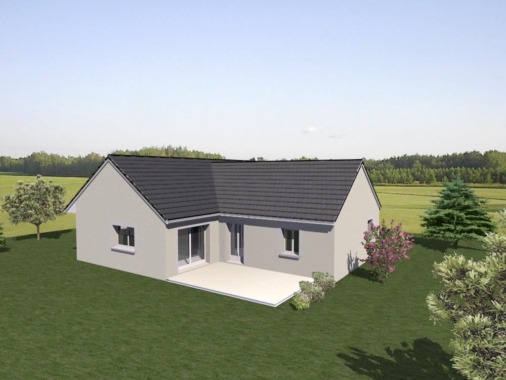 Id es de maisons for Idee maison moderne