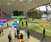 Jeux virtuel en ligne 3d