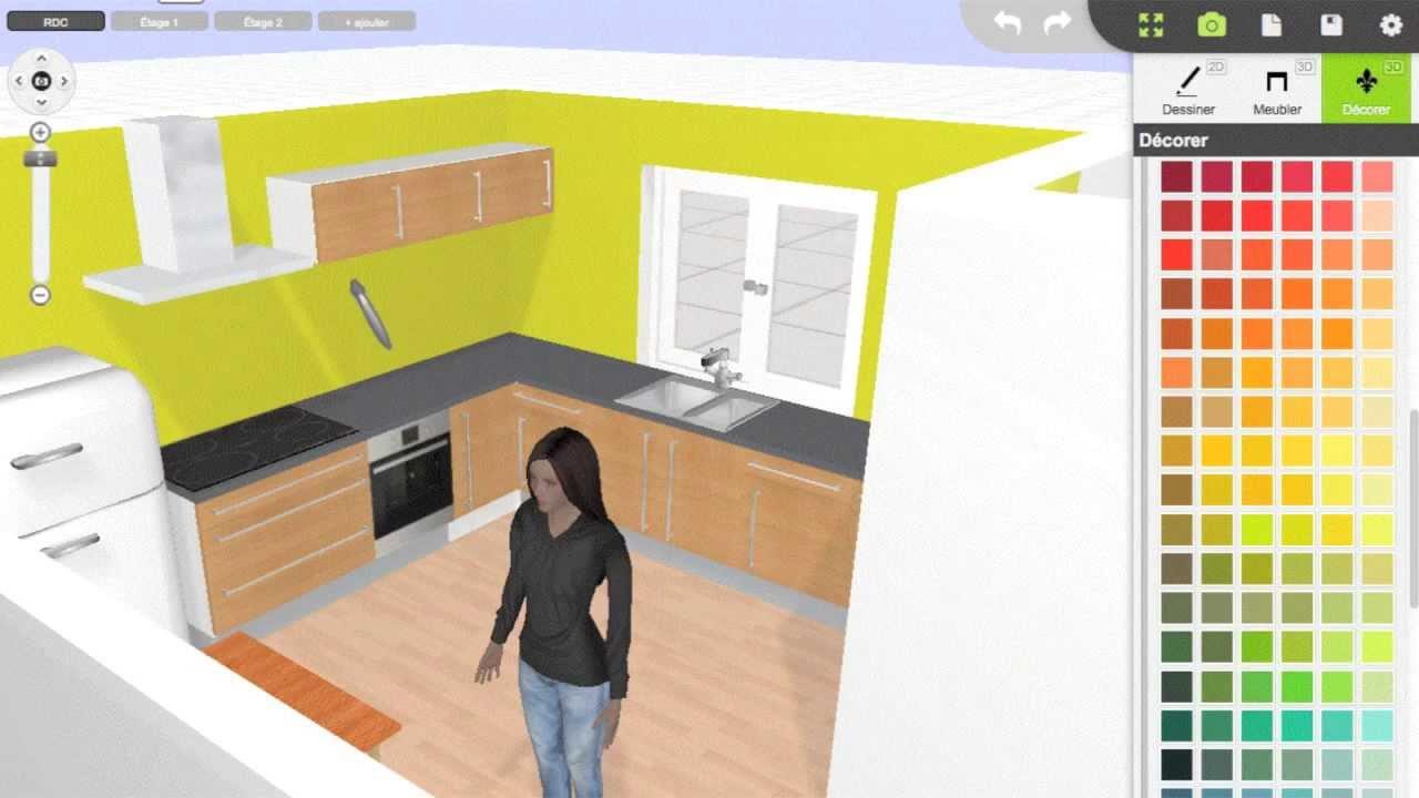 kasa plan 3d. Black Bedroom Furniture Sets. Home Design Ideas