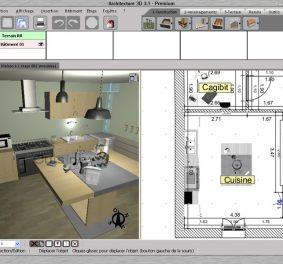 Logiciel gratuit 3d architecture interieur