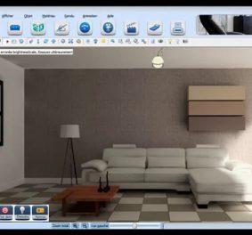 Logiciel gratuit architecture intérieur 3d