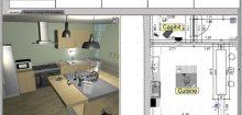Logiciel gratuit d'architecture 3d