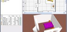 Logiciel pour créer une piece en 3d