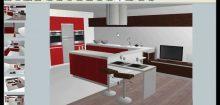 Logiciel pour cuisine 3d