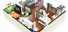 Logiciel pour faire sa maison en 3d