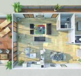 Logiciel pour plan maison 3d