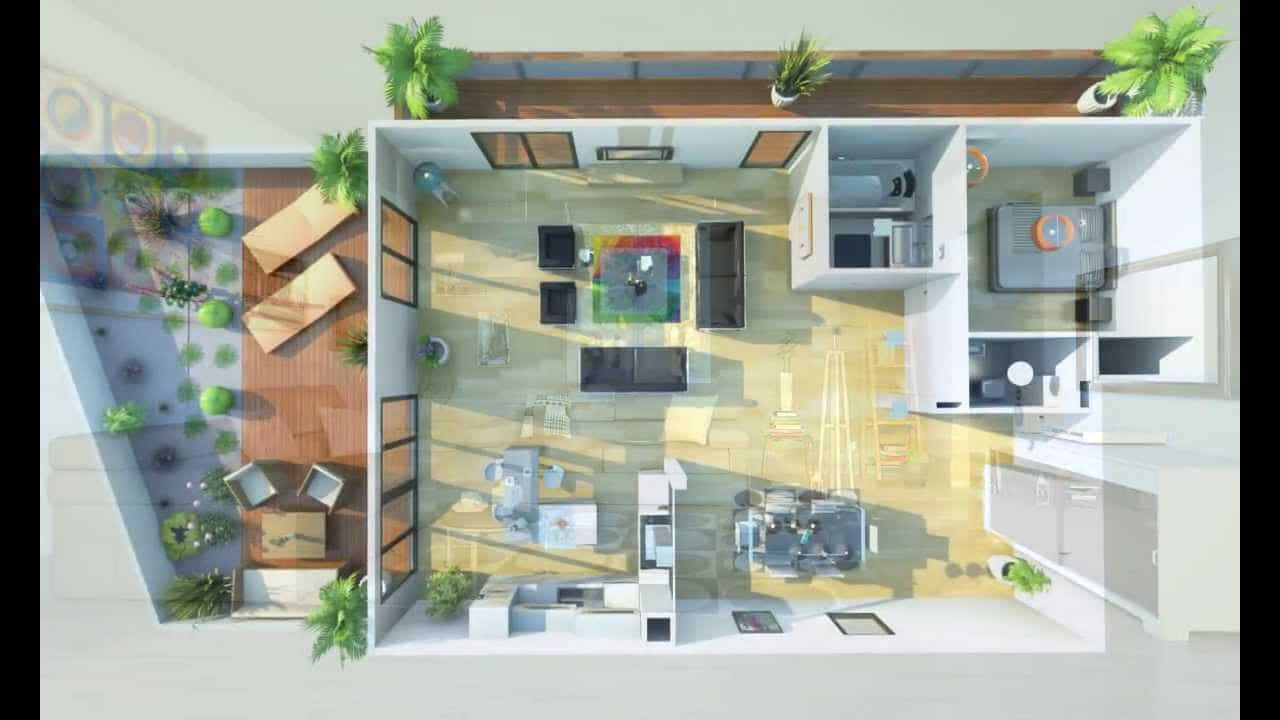Logiciel pour plan maison 3d - Logiciel gratuit maison 3d facile ...