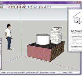Plan 3d logiciel gratuit
