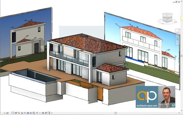 Plan architectural d une maison gratuit - Site d architecture gratuit ...
