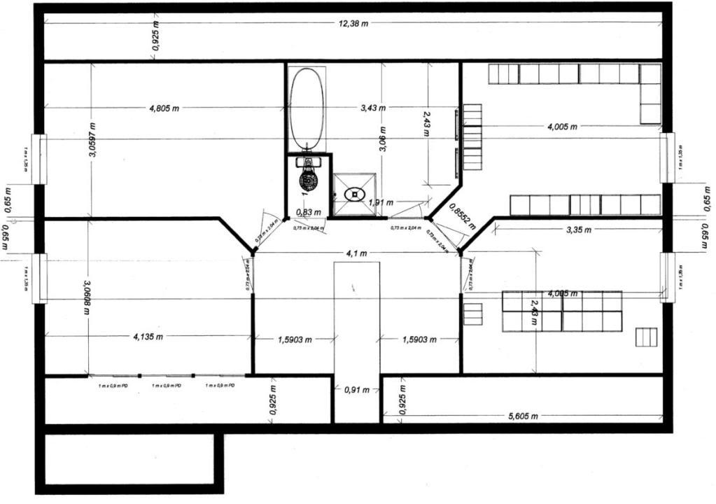 plan de construction d une maison. Black Bedroom Furniture Sets. Home Design Ideas
