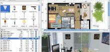 Plan en 3d logiciel gratuit