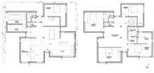 Plan maison d architecte contemporaine
