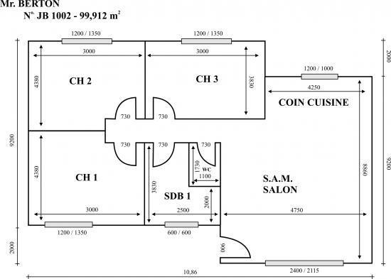 Plans de construction de maison gratuit for Site de construction de maison gratuit