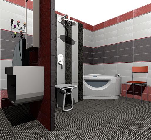 simulateur 3d salle de bain. Black Bedroom Furniture Sets. Home Design Ideas