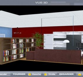 Simulation architecture interieur