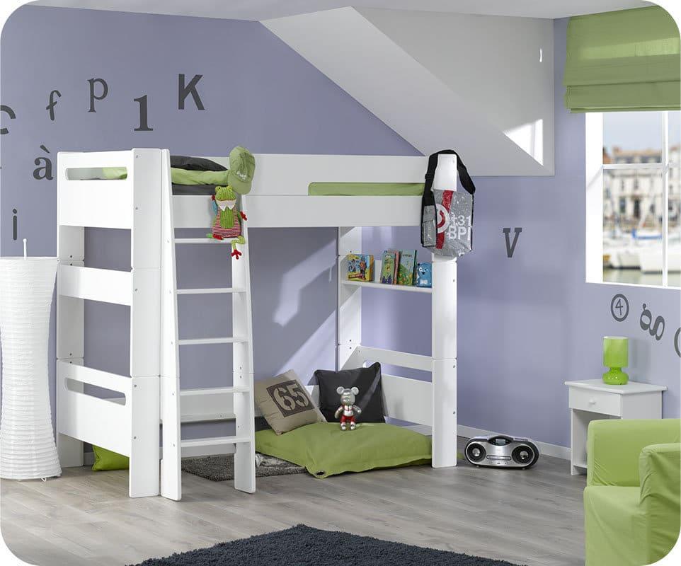 Chambre enfant lit mezzanine - Mezzanine chambre enfant ...
