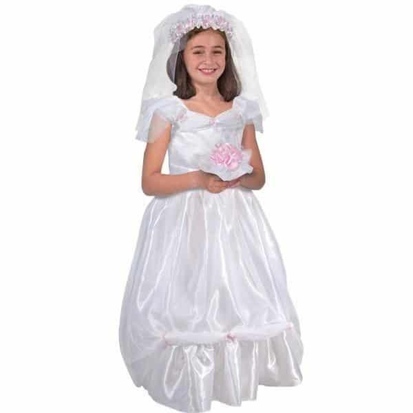 deguisement robe de mariée