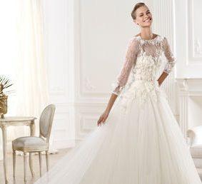 La plus belle robe de mariée