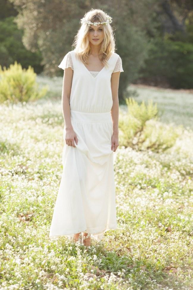 la redoute robe de mariée