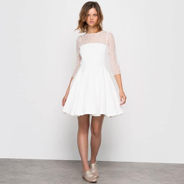 la redoute robe mariée
