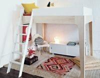 lit mezzanine enfant design