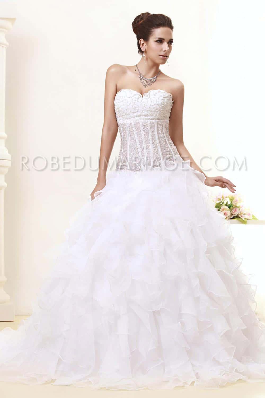 princesse robe de mariée
