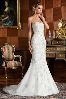 robe de marié sirene