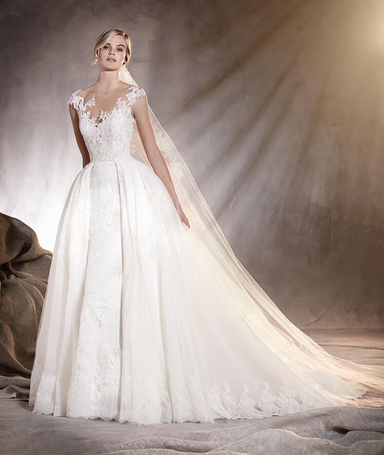 robe de mariée 2017