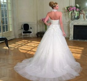 Robe de mariée feerique