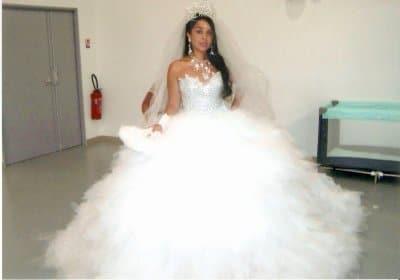 Idée de mariage: Robe De Mariee Gitane Princesse