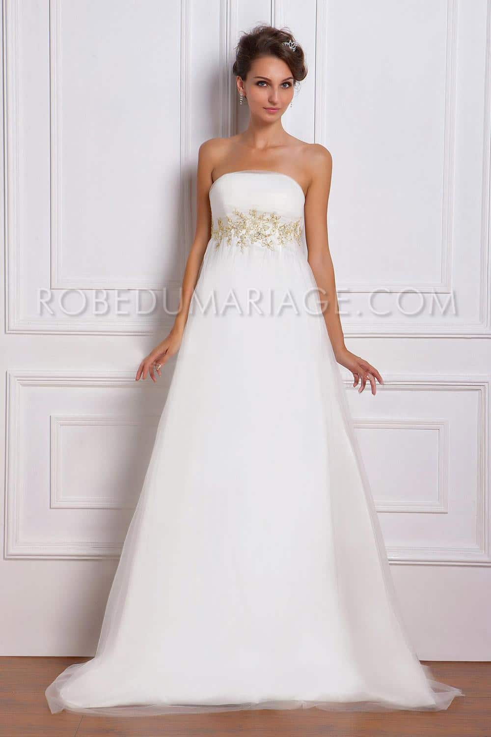 Robes mariage grossesse