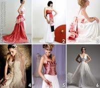 robe de mariée japonaise