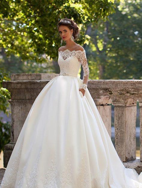 robe de mariée location