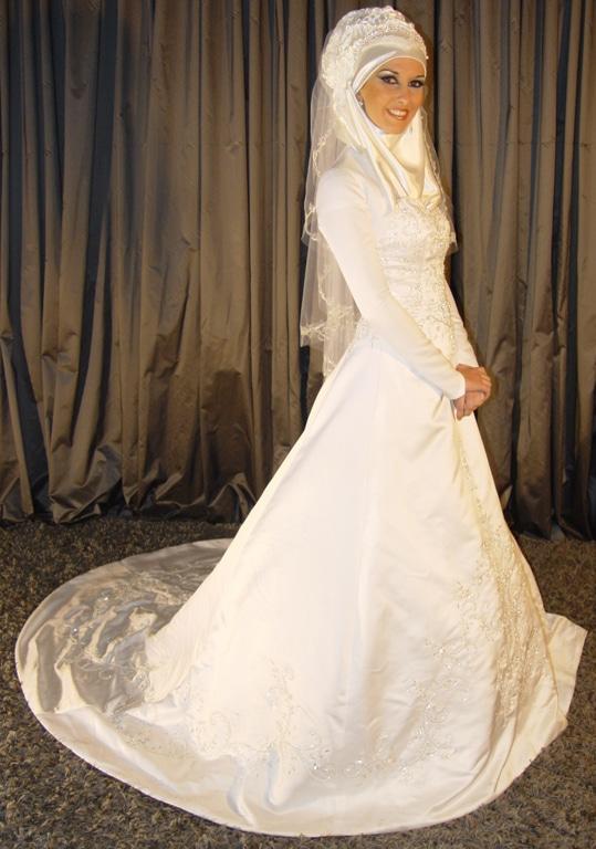 robe de mariée marocaine