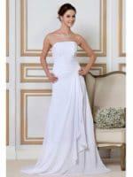 robe de mariée simple et pas cher