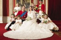 robe mariée kate middleton