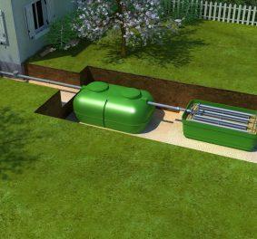 Comment poser une fosse septique ?