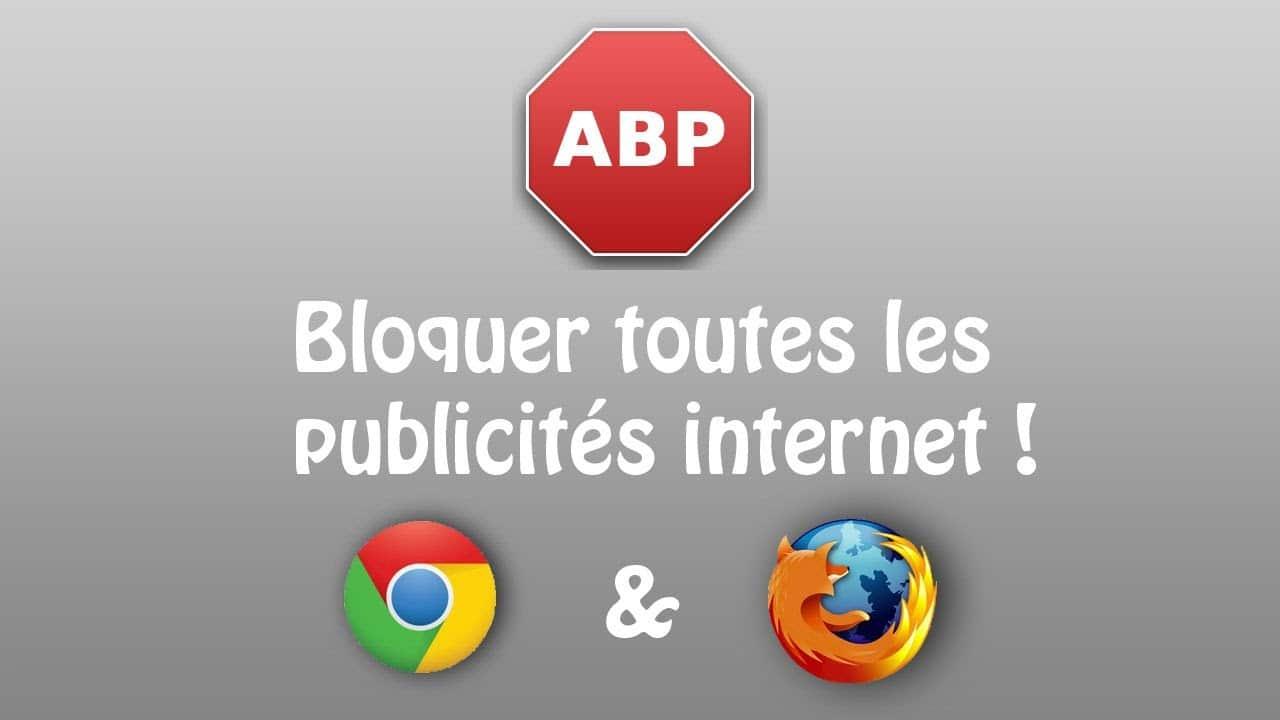Comment bloquer les pubs sur mon pc for Bloquer fenetre publicitaire